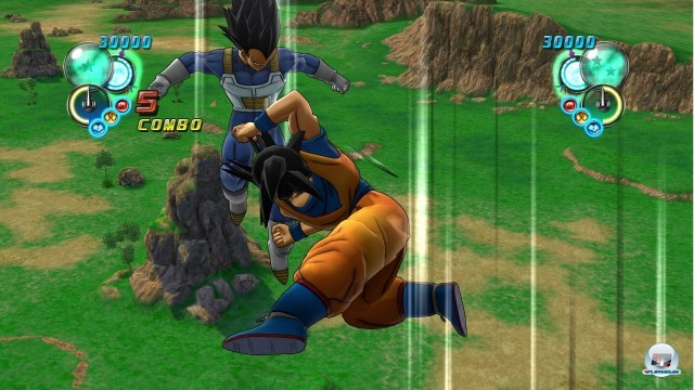 Screenshot - DragonBall: Game Project AGE 2011 (PlayStation3) 2222914