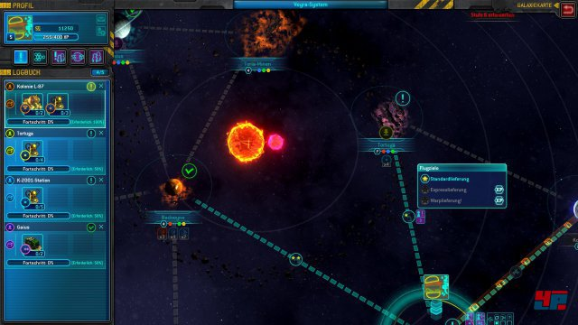 Screenshot - Space Run Galaxy (PC)