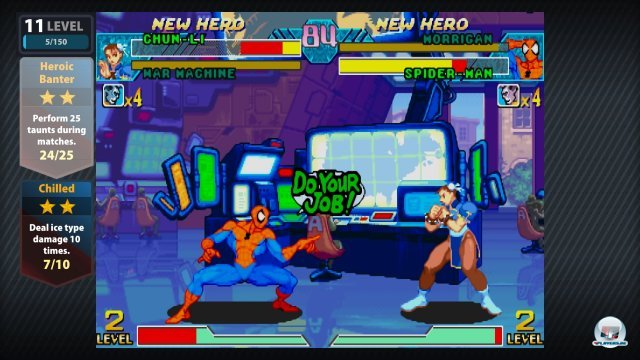 Screenshot - Marvel vs. Capcom Origins (360) 2374147