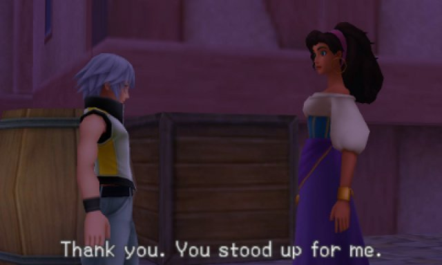 Screenshot - Kingdom Hearts 3D: Dream Drop Distance (3DS) 2354297