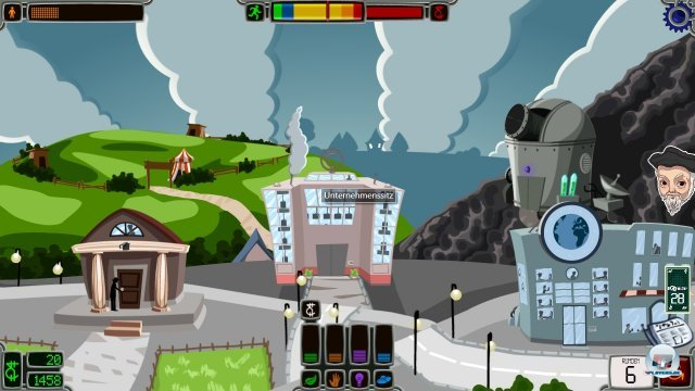 Screenshot - Doomsday: Der Weltuntergangs-Tycoon (PC)