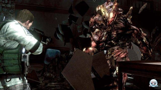 Screenshot - Resident Evil 6 (360) 92401962