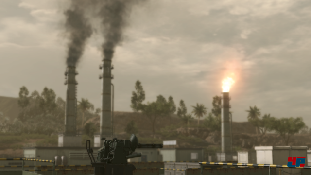 Screenshot - Metal Gear Online (360) 92515132