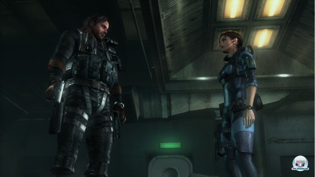 Screenshot - Resident Evil: Revelations (3DS) 2230234
