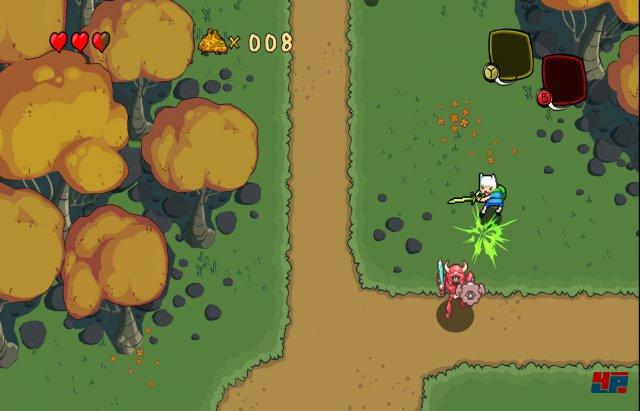Screenshot - Adventure Time: Secret of the Nameless Kingdom (360) 92490365