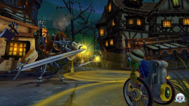 Screenshot - Sly Cooper: Jagd durch die Zeit (PlayStation3) 2359462