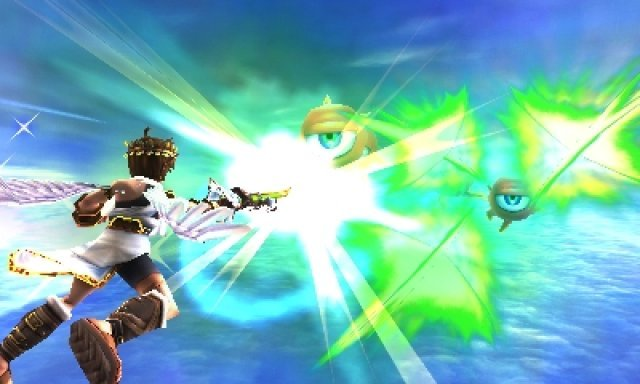 Screenshot - Kid Icarus: Uprising (3DS) 2312572