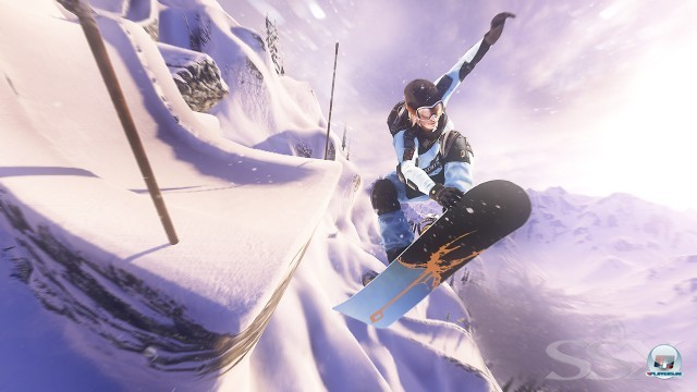 Screenshot - SSX: Deadly Descents (360) 2217074