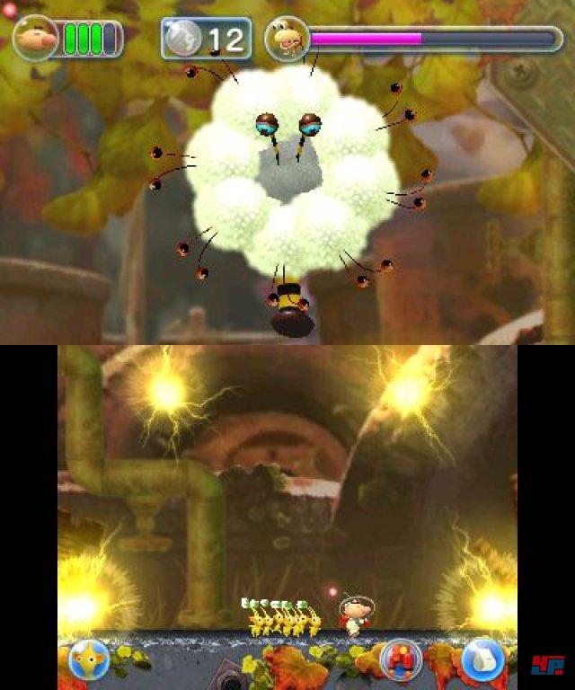 Screenshot - Hey! Pikmin (3DS) 92550138
