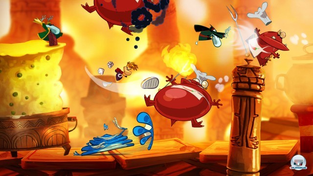 Screenshot - Rayman Origins (360) 2228178