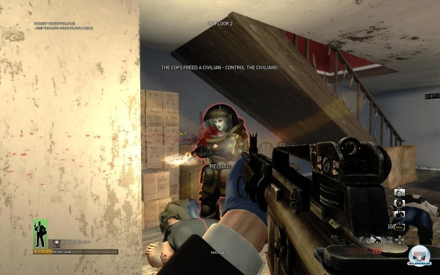 Screenshot - Payday: The Heist (PlayStation3) 2240203