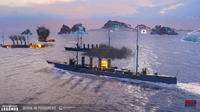 Screenshot - World of Warships (PS4) 92572401