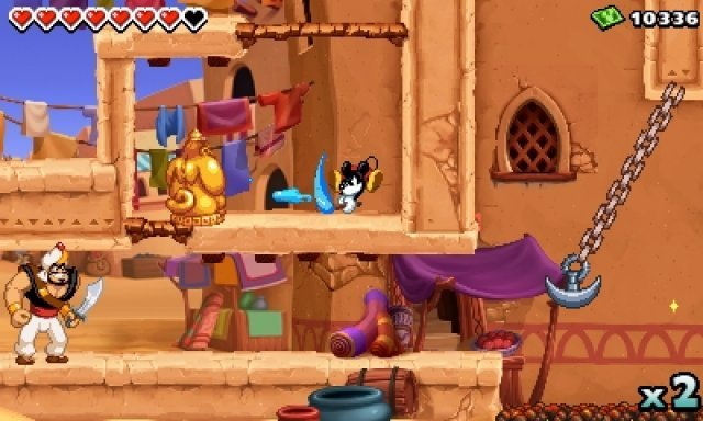 Screenshot - Micky Epic - Die Macht der Fantasie (3DS) 92406557