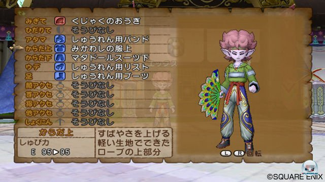 Screenshot - Dragon Quest X Online (Wii) 2292932