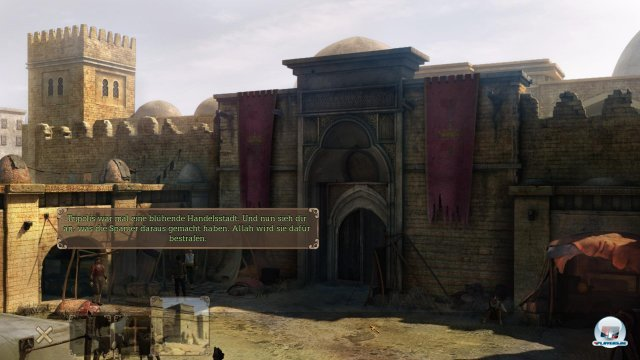 Screenshot - The Lost Chronicles of Zerzura (PC)