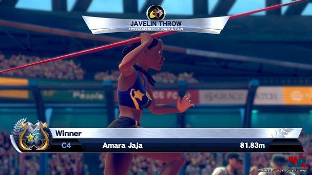 Screenshot - Hyper Sports R (Switch) 92572136