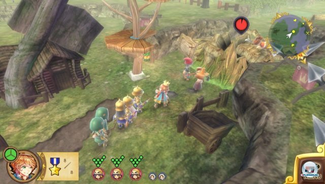 Screenshot - New Little King's Story  (PS_Vita) 2364012