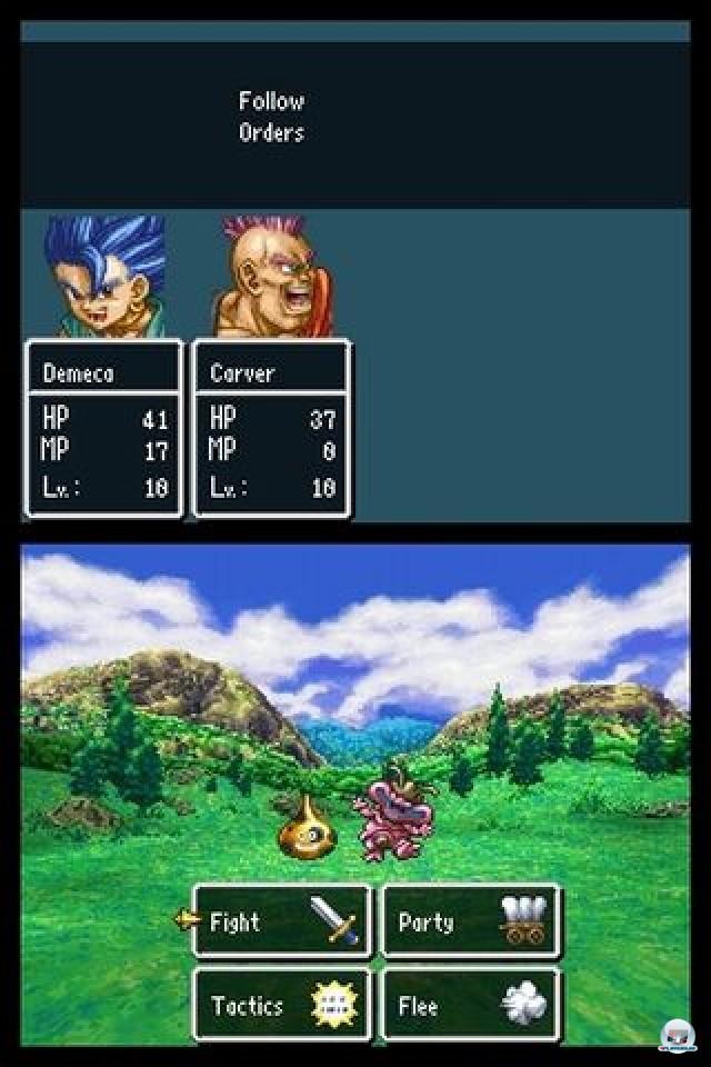 Screenshot - Dragon Quest VI: Wandler zwischen den Welten (NDS) 2216878