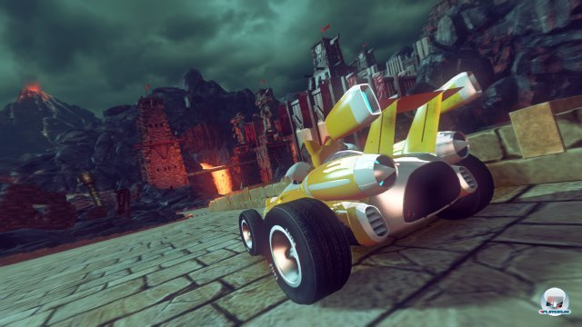 Screenshot - Sonic & All-Stars Racing Transformed (PlayStation3) 2384652