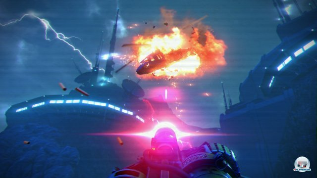 Screenshot - Far Cry 3: Blood Dragon (360)