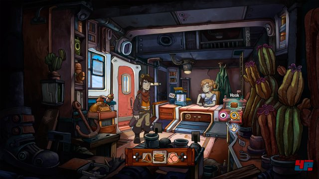 Screenshot - Deponia (PS4)