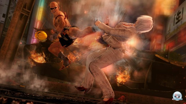 Screenshot - Dead or Alive 5 (PlayStation3) 2361752