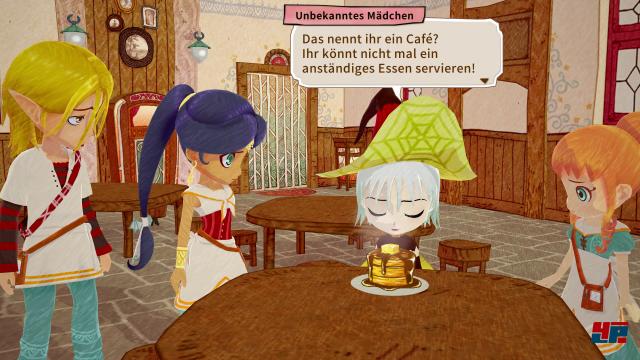 Screenshot - Little Dragons Café (PS4) 92575827