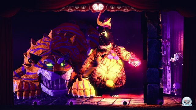 Screenshot - Puppeteer (PlayStation3) 2384322