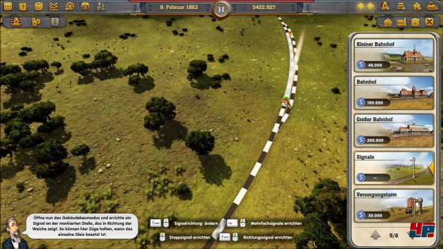 Screenshot - Railway Empire (PC) 92559353