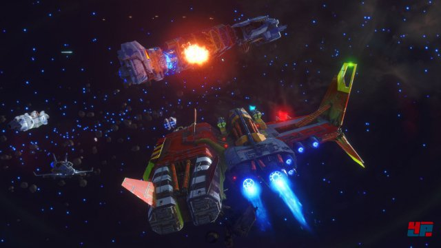 Screenshot - Rebel Galaxy Outlaw (PC) 92573259