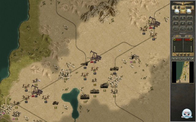 Screenshot - Panzer Corps: Afrika Korps (PC) 92422257
