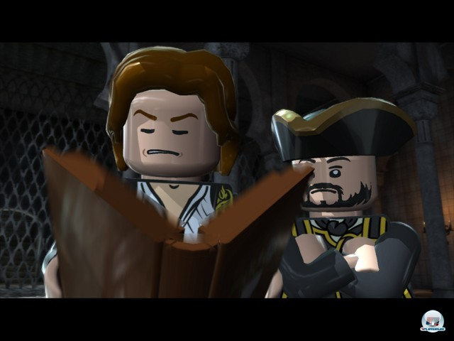 Screenshot - Lego Pirates of the Caribbean - Das Videospiel (360) 2221353