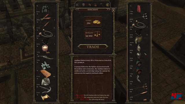 Screenshot - The Age of Decadence (PC) 92498062