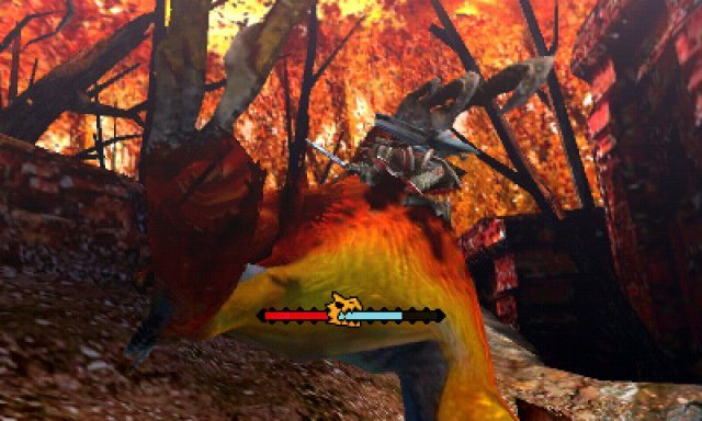 Screenshot - Monster Hunter 4 (3DS) 92398972
