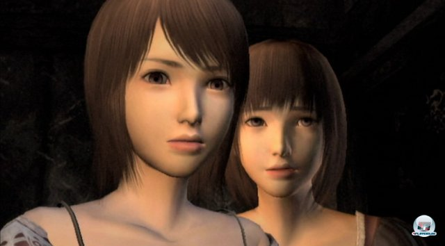 Das Design von Mayu und Mio wurde ver�ndert, die Intensit�t und Spannung ihres Abenteuers ist gleichgeblieben.