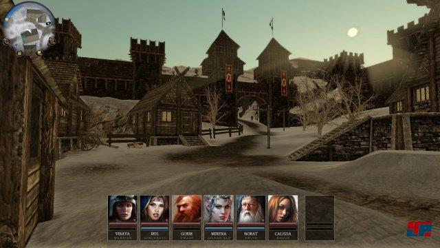 Screenshot - Das Schwarze Auge: Nordlandtrilogie - Sternenschweif (PC)