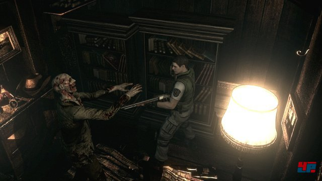 Screenshot - Resident Evil (PlayStation4)