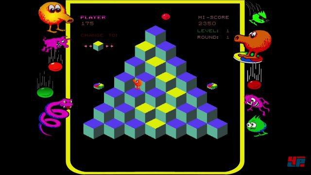 Es steht auch die klassische Arcade-Variante zur Verfügung.