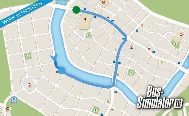 Screenshot - Bus-Simulator 16 (PC)