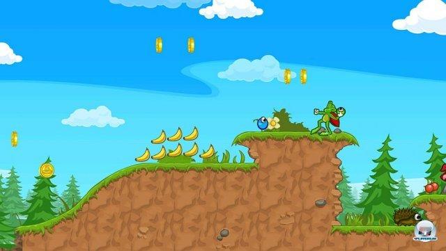 Screenshot - Superfrog HD (PlayStation3)