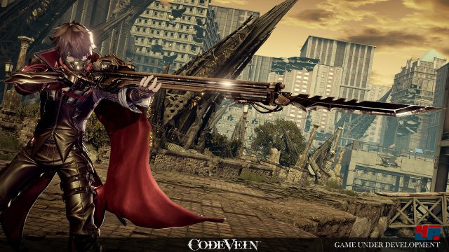 Screenshot - Code Vein (PC) 92544352