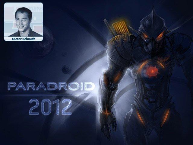 <b>Dieter: Paradroid 2012</b><br><br>  Ich w�rde mir w�nschen, dass sich jemand dem Grundprinzip von Paradroid widmet und dieses auf ein modernes Niveau hebt. Ein Ballerspiel aus isometrischer Sicht, sofern der Roboter �ber Schusswaffen verf�gt, Stealth-Einlagen, wenn die Munition alle ist und diverse n�tzliche Gadgets, die in den verschiedenen Robotern schlummern. Da sich die��bernahme h�herer Roboter schwieriger gestaltet,�je niedriger man selber als Roboter eingestuft ist, kann man sich also st�ckweise und leichter nach oben hacken oder waghalsige Spr�nge wagen. Angreifen oder Hacken? Fliehen oder Verstecken? Risiko oder Sicherheit? Diesen Fragen w�rde ich mich gerne wieder widmen... 2352622