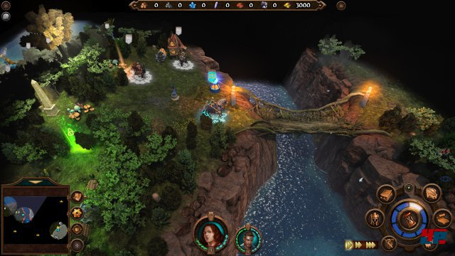 Screenshot - Might & Magic Heroes 7 (PC)