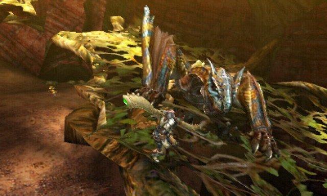 Screenshot - Monster Hunter 4 (3DS) 92416657