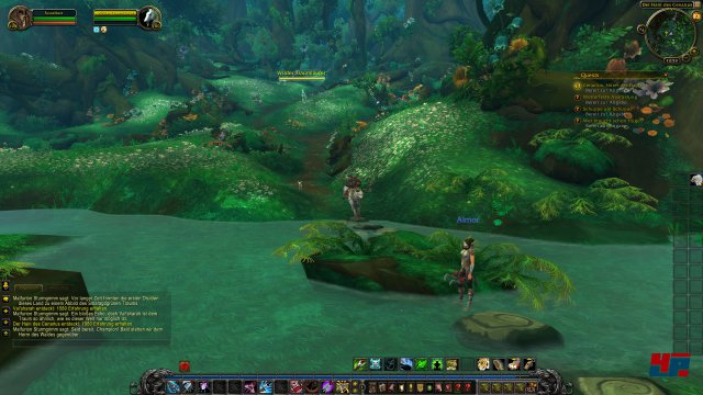 Screenshot - World of WarCraft: Legion (Mac) 92530777