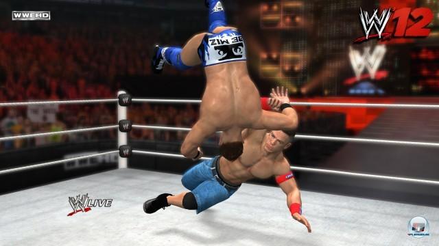 Screenshot - WWE '12 (360) 2241842