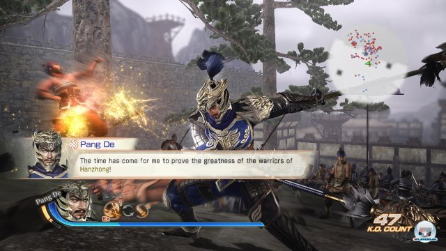 Screenshot - Dynasty Warriors 7: Xtreme Legends (PlayStation3) 2286737