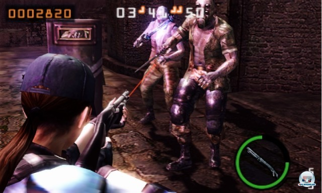 Screenshot - Resident Evil: The Mercenaries 3D (3DS) 2227453