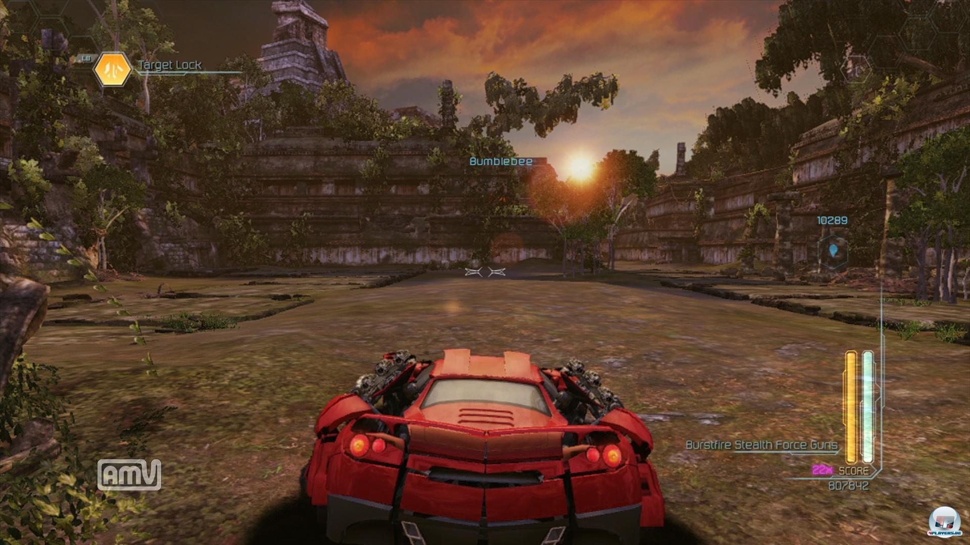 Jeder Transformer verfügt über drei Zustände, zwischen denen man im Normalfall jederzeit wechseln kann.