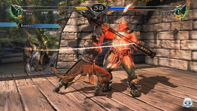 Screenshot - Soul Calibur V (360) 2316037